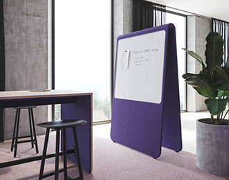 Mobile office screens  Moveable office dividers  Screens