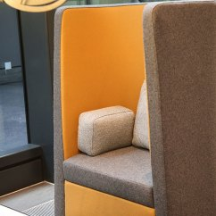 Office Furniture Sofa Uk Couches And Sofas Busby Chair | Acoustic Seating High