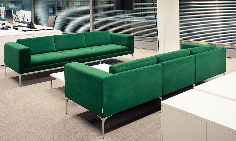 Vale Sofa  Modular office sofa  Vale modular sofa