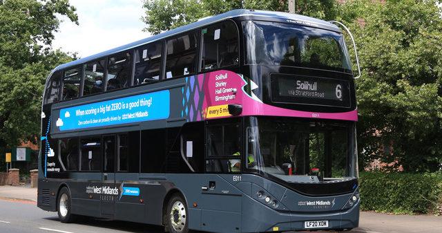 Birmingham electrifies with BYD-ADL Enviro 400EV e-buses - Urban Transport Magazine
