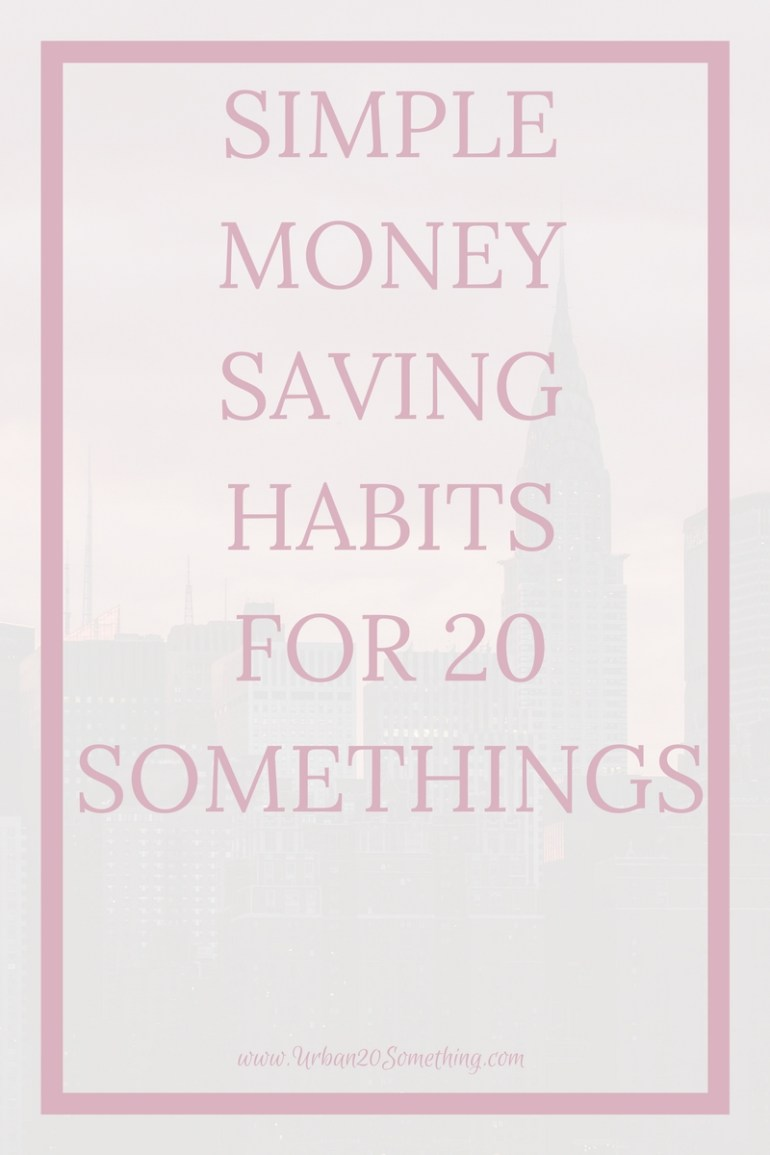 Click through for simple ways to start saving money in your twenties to set yourself up for a richer, fuller life.