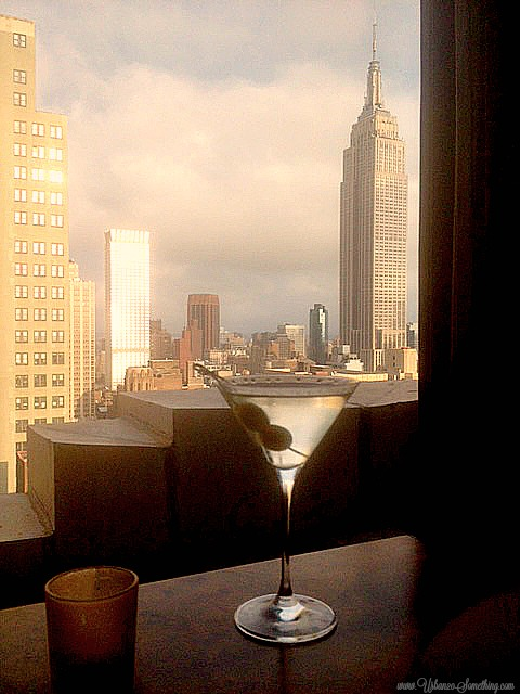 martinis in Manhattan! How the New York life can still be affordable