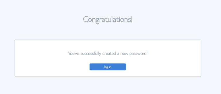 Here you'll finally get to login to your Bluehost and your website.