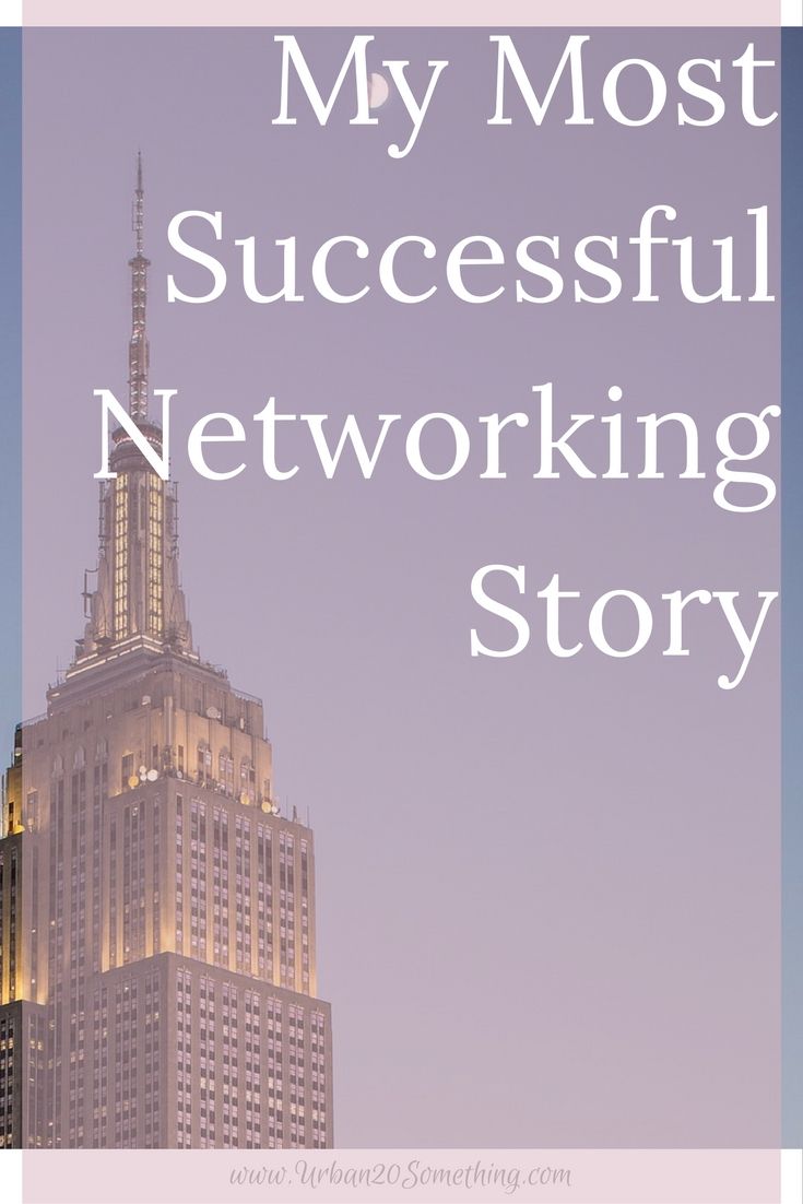 We've all heard about the importance and power of networking. Well, I put that advice into action and here is my most successful networking story ever. With the power of self marketing, I was able to find a job and a free place to live abroad. Score! Click through to find out how and learn how you can network like crazy, too.