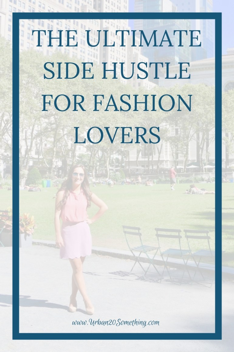 Do you love fashion and want to make extra money outside of your 9-5 job? Click through for the perfect side hustle for your inner fashionista. Make money as a stylist!