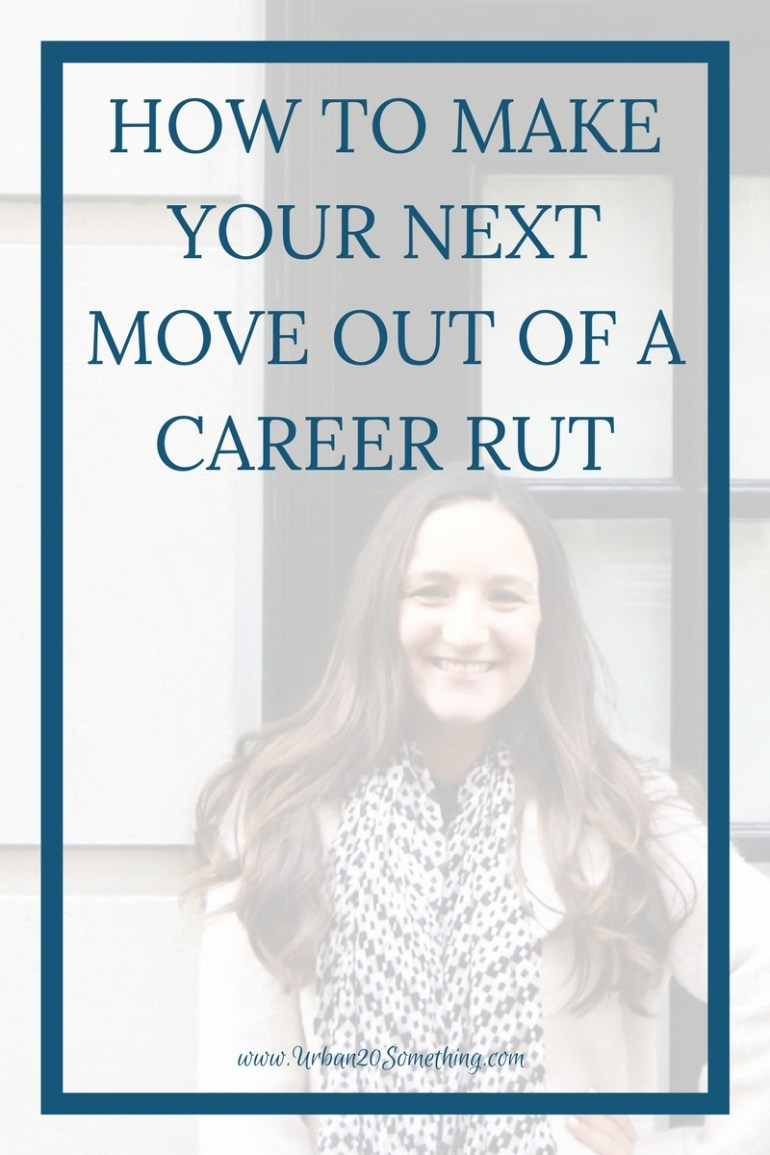 We all know what it's like to be in a career rut and not know where to turn. Click through for options to make your career change right.