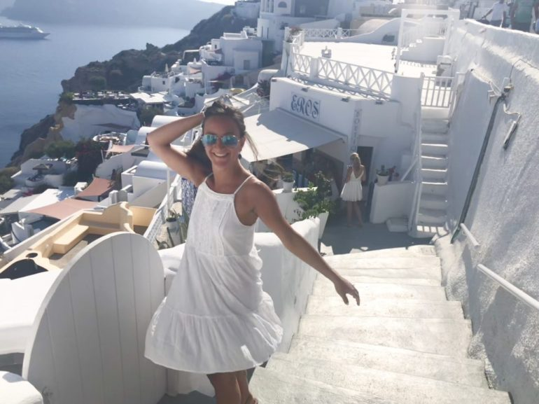 After a week in Greece, I'm reminded that the modern entrepreneur doesn't have to sacrifice everything to achieve success. In fact, your success will flourish the more you take time for yourself and to be creative. Click through to learn how.