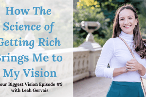 The Science of Getting Rich by Wallace D. Wattles it the best book about money mindset I've ever read, and it's a huge reason my business is where it's at. Click through to learn more.