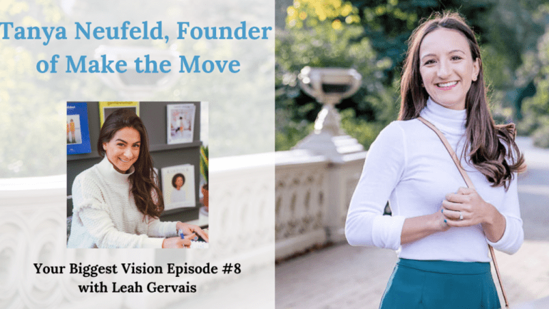 Tanya Neufeld is the founder of Make The Move, an international consulting firm that supports young professionals in moving abroad to Dublin's bustling and growing tech scene. Within six months of thinking of her business idea, she was generating thousands per month in income, all from her side hustle. Click through to hear her story.