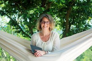 Dawn Leas, The Hammock Writer