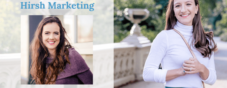 Hear Emily Hirsh, Founder of Hirsh Marketing, talk about the challenges and rewards of owning a multimillion dollar company that she created in just four years.