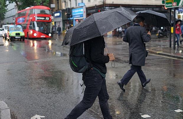 umbrellas in june a