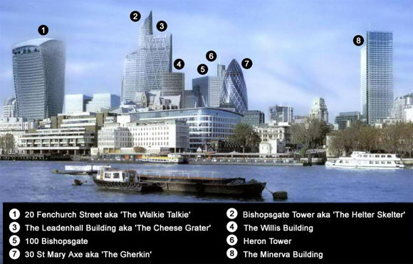 Image from http://www.urban75.org/blog/walkie-talkie-tower-fenchurch-st-crackles-into-life/
