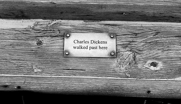 Image result for charles dickens night walks images