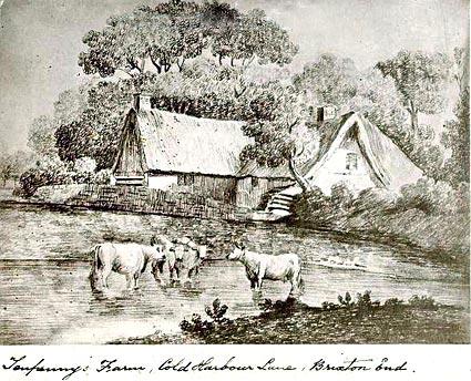 Tenpenny's Farm, Coldharbour Lane