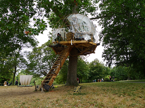The Tree House Gallery Regents Park central London