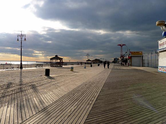 Coney Island southern Brooklyn New York United States
