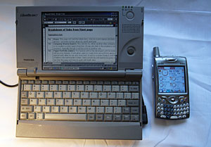 Toshiba Libretto 50 Ultra Mobile PC Ten Years On Review