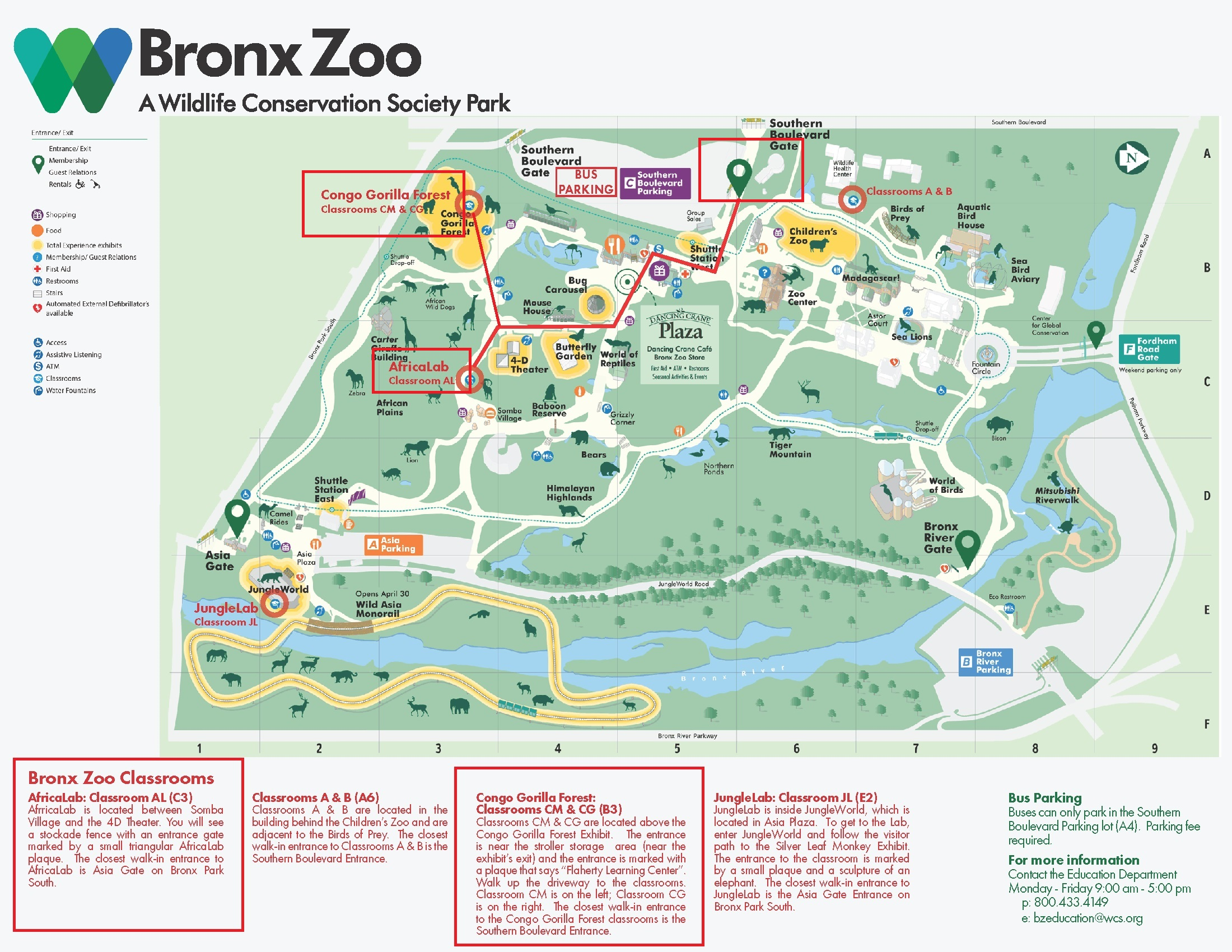 Family Science Day At The Bronx Zoo