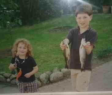 1st trout
