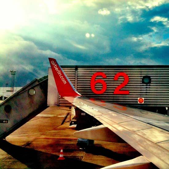 Air Berlin Stockholm