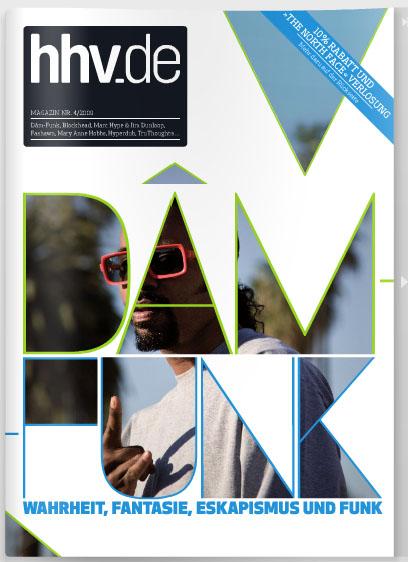 HHV Dam Funk Cover 2009