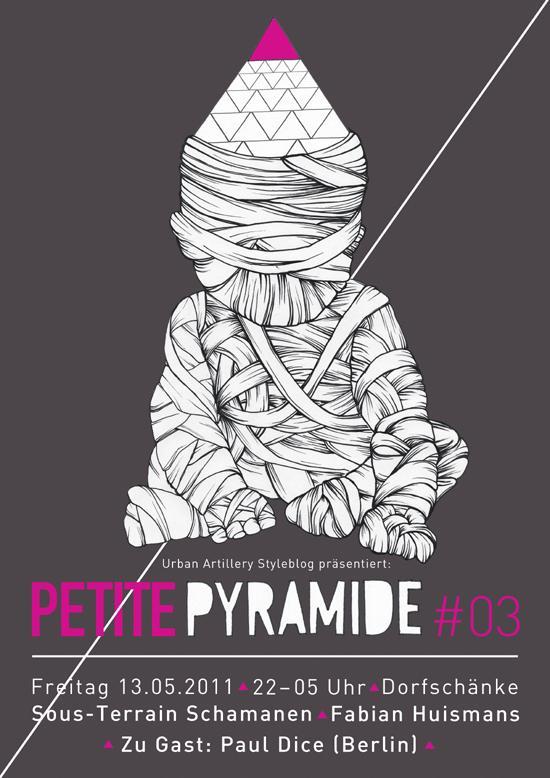 Petite Pyramide #3
