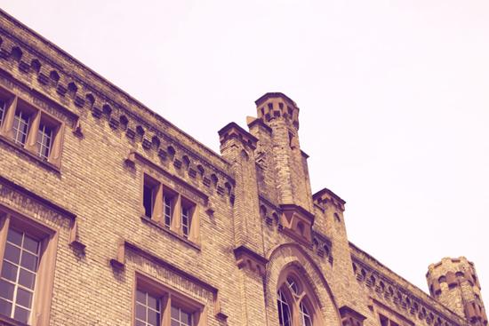 VANGUARDE Dach