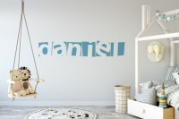 Boys Name Wall Art