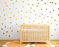Gold Wall Decals - talentneeds.com