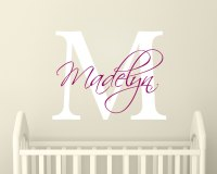 Wall Stickers Nursery- Wall Stickers for Girls ...