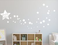 Shoot For The Stars Wall Sticker | Stunning Nursery Wall ...