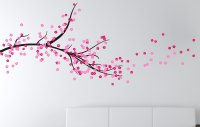 Cherry Blossom Tree Branch | Stunning Wall Designs and ...