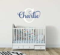 Wall Stickers for Boys Name Wall Stickers Wall Decor Boys