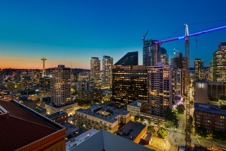 Downtown Seattle Development Continuing Toward 2020 Boom