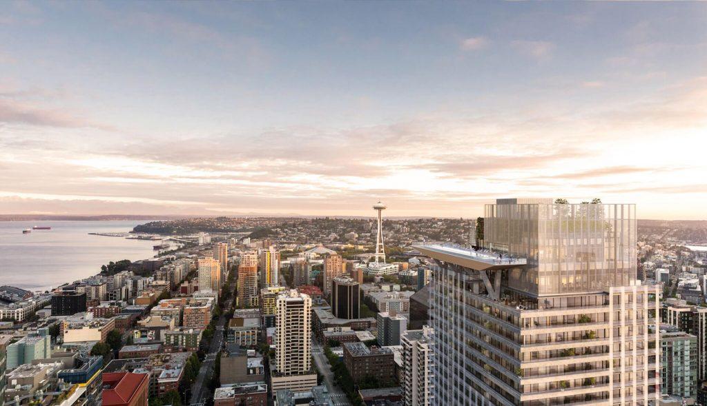 First Light Seattle  Light As A Common Thread  UrbanAsh