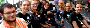 Wheaton College Tolkien Society at UTS Tolkien Conference.