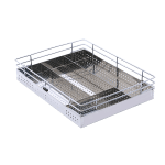SHEET CUTLERY BASKET (4″ HEIGHT X 15″ WIDTH X 20″ DEPTH) STAINLESS STEEL