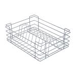 Thali Basket (8″ Height X 19″ Width X 20″ Depth) 5mm wire Stainless Steel