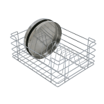 Sleek Thali Basket Gagan Enterprises Ludhiana