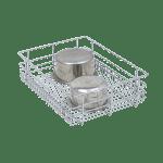 PLAIN DRAWER WIRE BASKET (6″ HEIGHT X 17″ WIDTH X 20″ DEPTH) 6MM SS WIRE