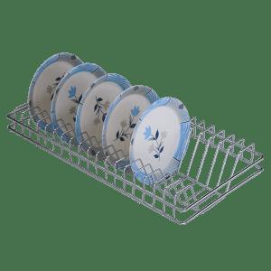 STAINLESS STEEL PLATE BASKET (4″ HEIGHT X 10″ WIDTH X 24″ DEPTH)