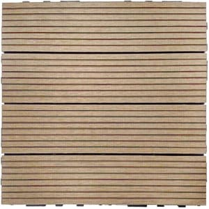 dura composite deck tiles