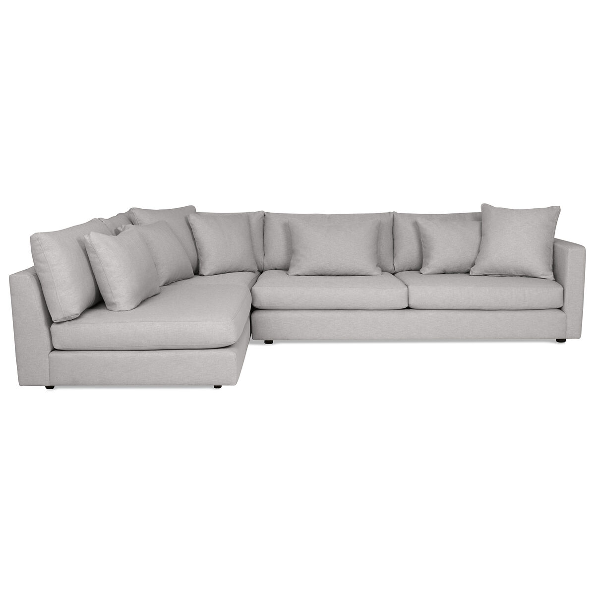 custom sectional sofa cheap real leather sofas sectionals living urban barn berg