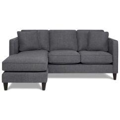 Marco Gray Chaise Sofa Costco Carmel Sofas Lure Element Milestone