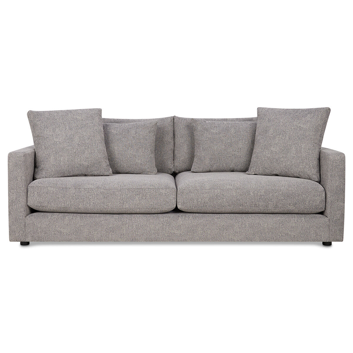 luxe 2 seat sofa slipcover leather paint touch up sofas living urban barn berg aiden sterling