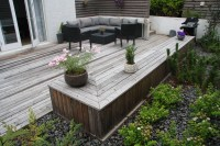 Informal Benches in Scandinavian Gardens  Urban Beat Design