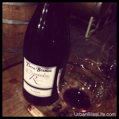 Washington Wine Country Travel: Terra Blanca Winery