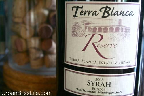 WA Wine Country - Terra Blanca - best washington wines