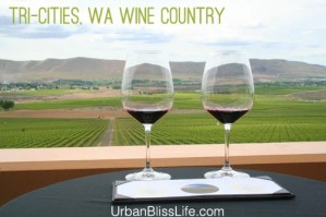 Travel to Tri-Cities, Washington Wine Country